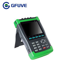 China GF438II Class A Three Phase Handheld Power Quality Analyzer usine