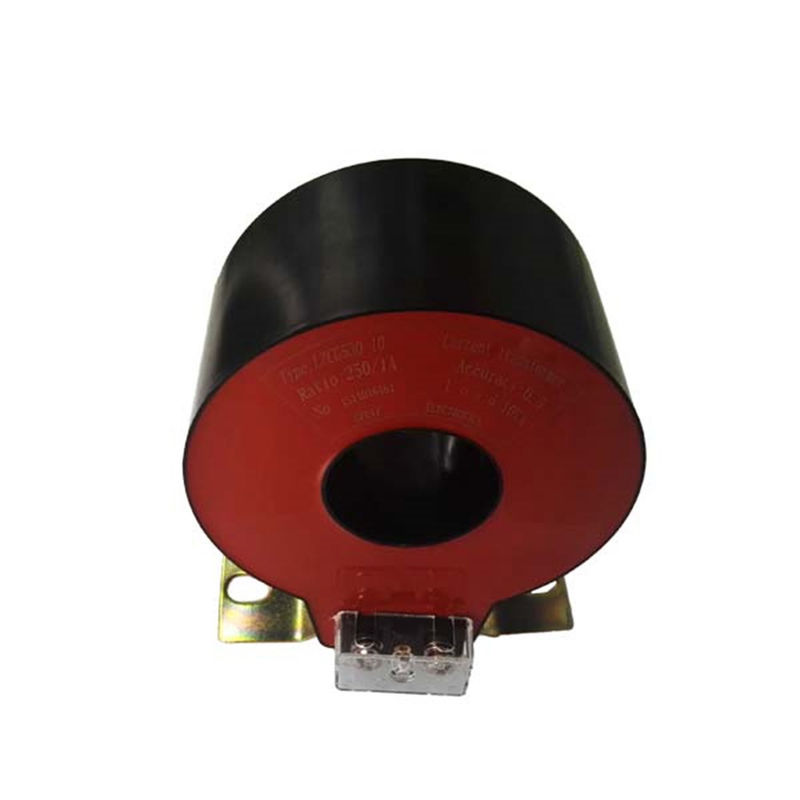 Straight - Through Zero Sequence Current Transformer 11KV New Magnetic Material