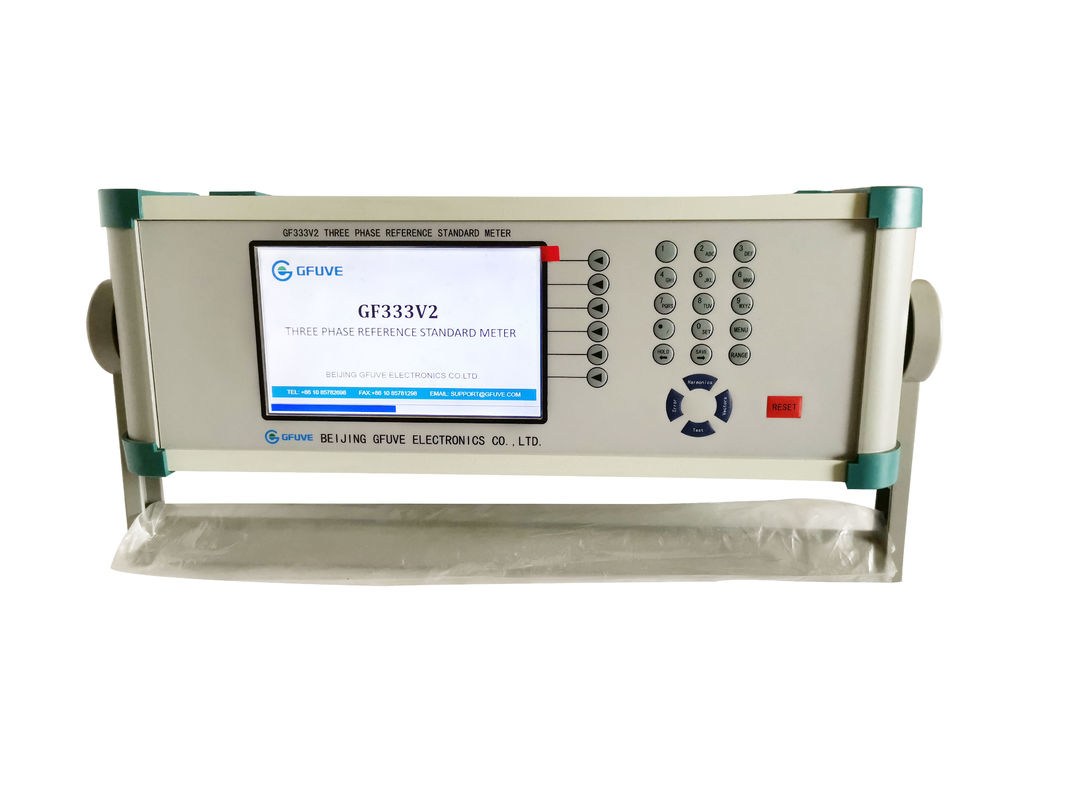 High Harmonic Electronic Test Instruments Of GFUVE Three Phase Reference Meter
